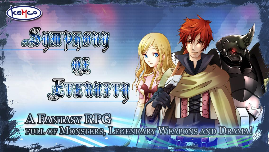 RPG Symphony of Eternity - screenshot