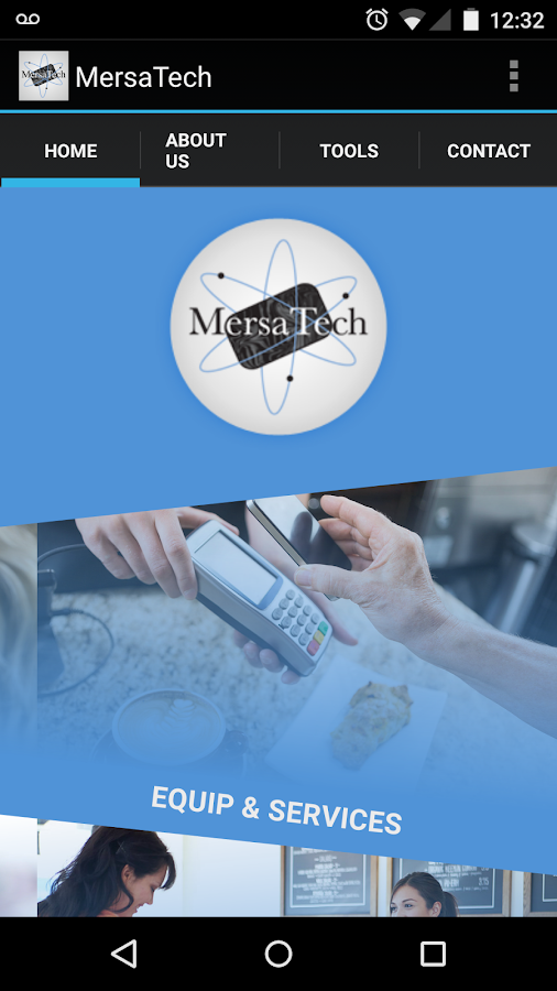 MersaTech Merchant- screenshot