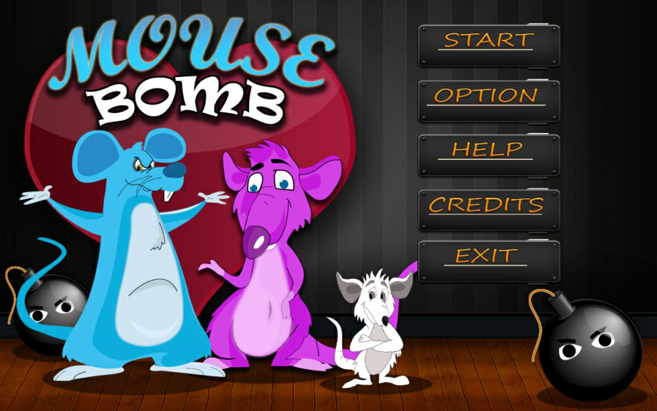 Mouse Bomb- screenshot