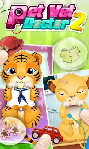 無料休闲Appのベビーペット獣医博士 - 子供向けゲーム|記事Game