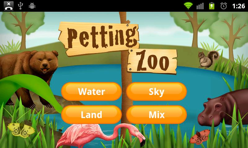 Petting Zoo (Animals for Kids)- screenshot
