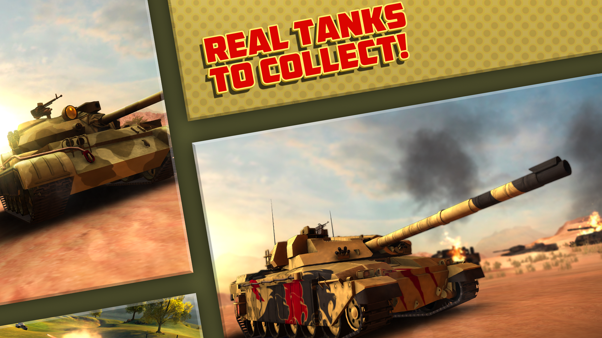 Boom! Tanks screenshot #3
