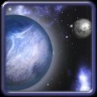 GyroSpace 3D Live Wallpaper icon