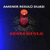 AMENERRASULÜ SESLİ DİNLE MP3