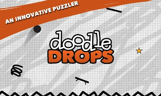 Doodle Drops : Physics Puzzler - screenshot thumbnail