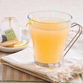 Honey-Ginger Tea.