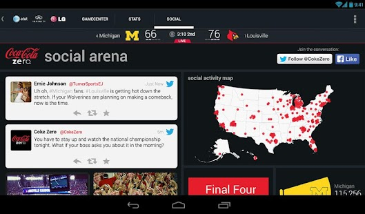 NCAA March Madness Live Screenshot 31