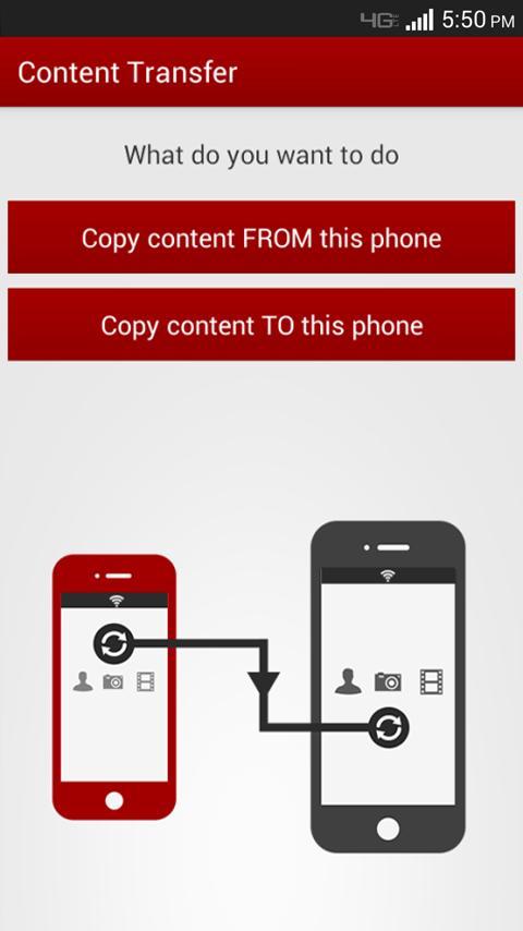Verizon Cloud - screenshot
