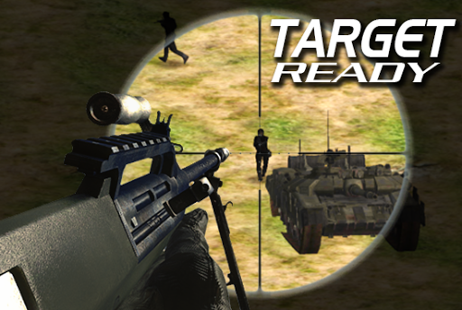 Army Sniper 3D: WW2 Shooter