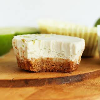 7 Ingredient Vegan Key Lime Pies.