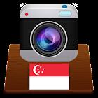 Cameras Singapore - Traffic icon