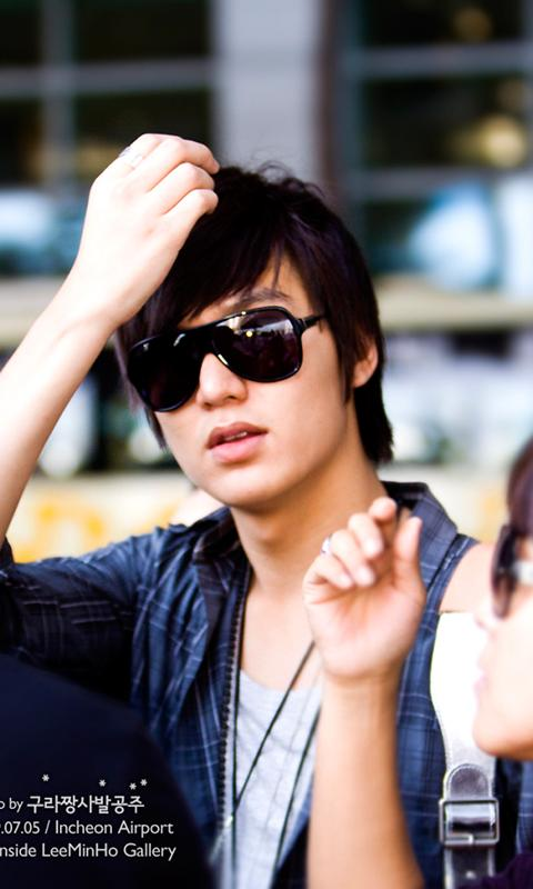 HD Lee Min-ho Wallpaper - screenshot