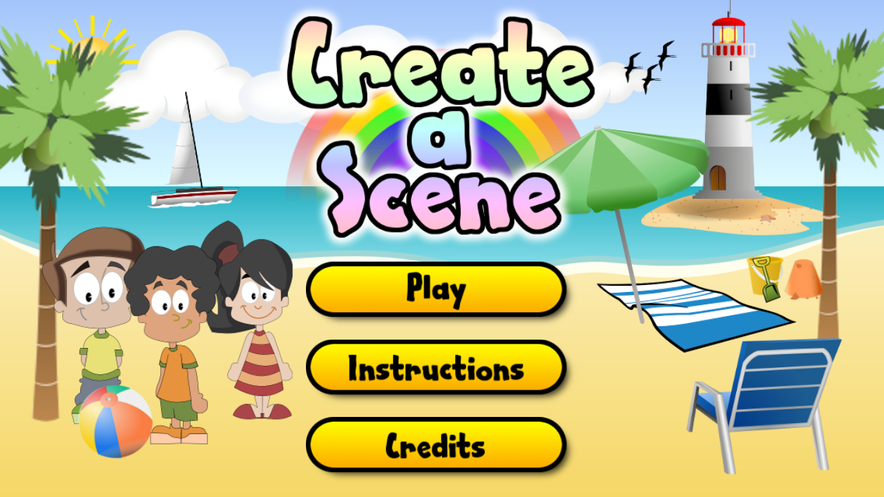 Create a Scene Lite- screenshot