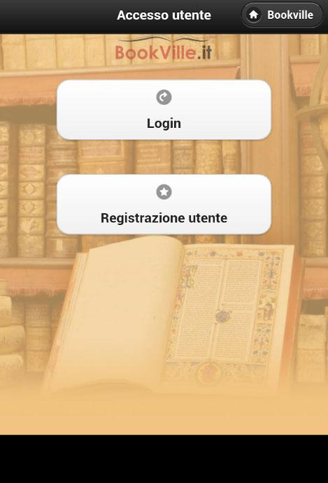 Bookville Mobile- screenshot