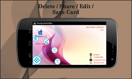 Visiting Card Organizer Android Apps on Google Play