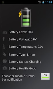 Battery Pro Info- screenshot thumbnail