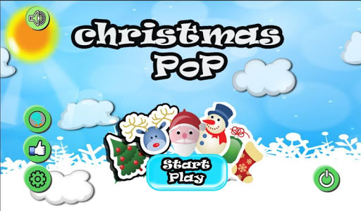 Christmas Santa Pop