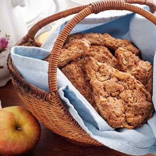 Gluten Free Apple Cinnamon Scones.