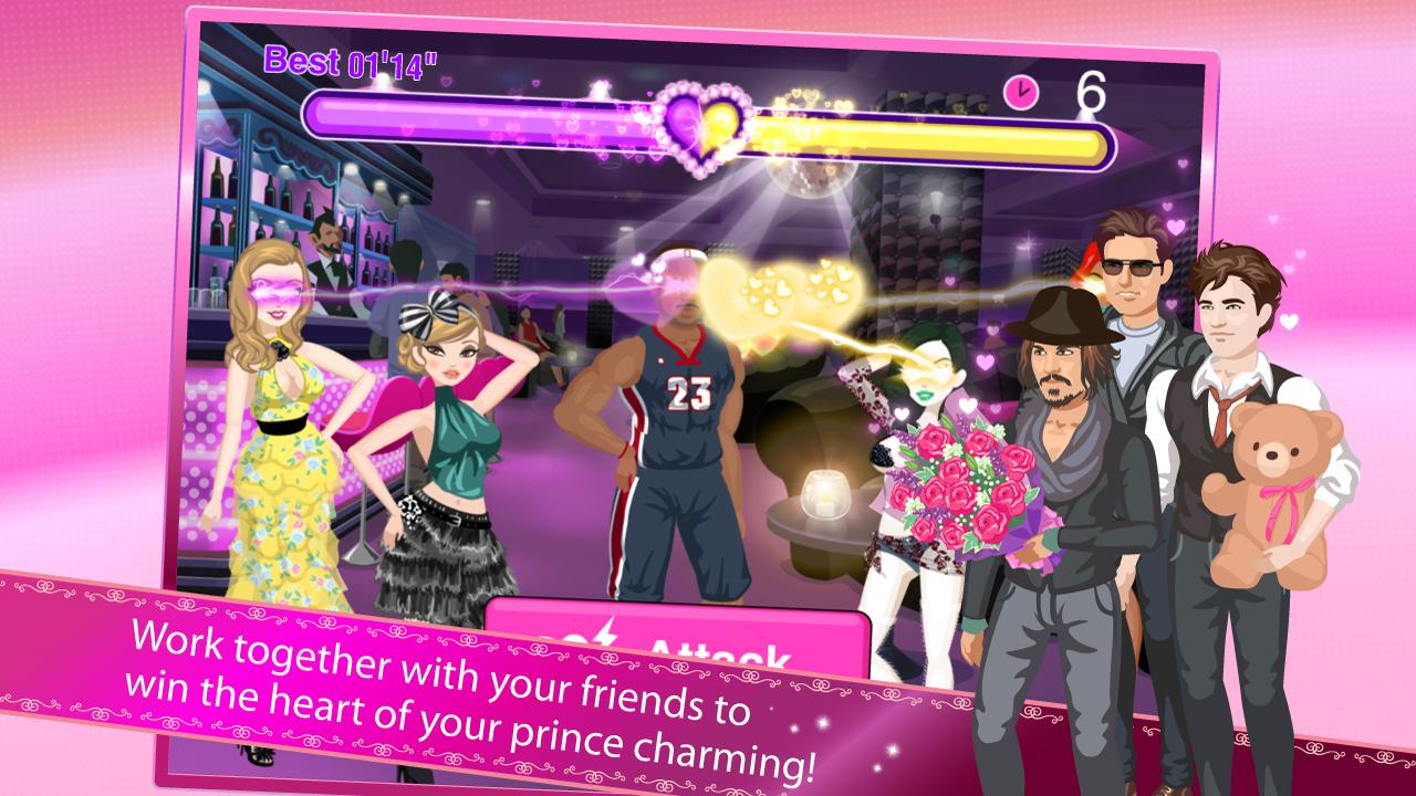 Mean Girls Fashion Games Star Girl screenshot
