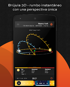 Sun Surveyor (Sol y la Luna) v2.4.7 APK 5