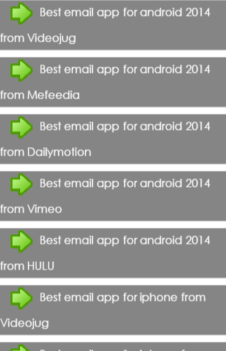 Best EMail Apps Guide