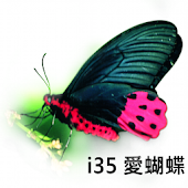 i35 Love Butterfly