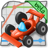 Game Paper Racing (beta) apk for kindle fire