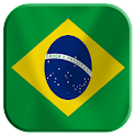 Brazil Flag Live Wallpaper icon