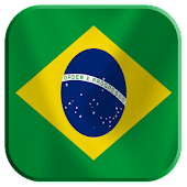 Brazil Flag Live Wallpaper