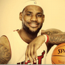 NBA--Lebron James Wallpaper HD icon