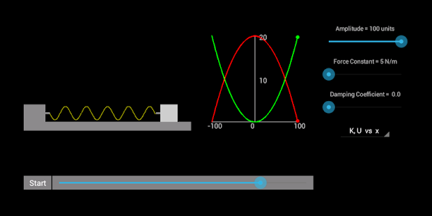 Physics - Oscillations- screenshot thumbnail