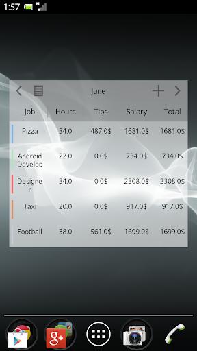 我的工作:轮班工作和客户|玩商業App免費|玩APPs