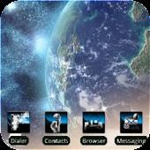Blue Space [SQTheme] ADW