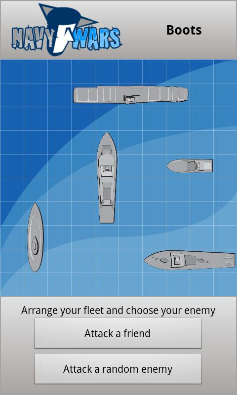 Navy Wars - screenshot