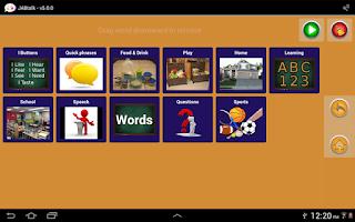 Screenshot of JABtalk
