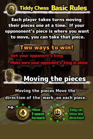 Tiddly Chess-small chess- screenshot