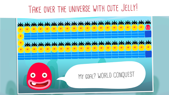 Bouncing Ball : Jelly King - screenshot thumbnail