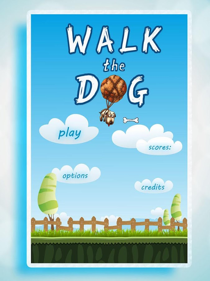 Walk the Dog- screenshot