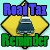 Road Tax Reminder