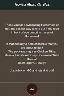 Horse Meat Or Not- screenshot thumbnail