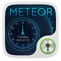 METEORS GO LOCKER THEME icon