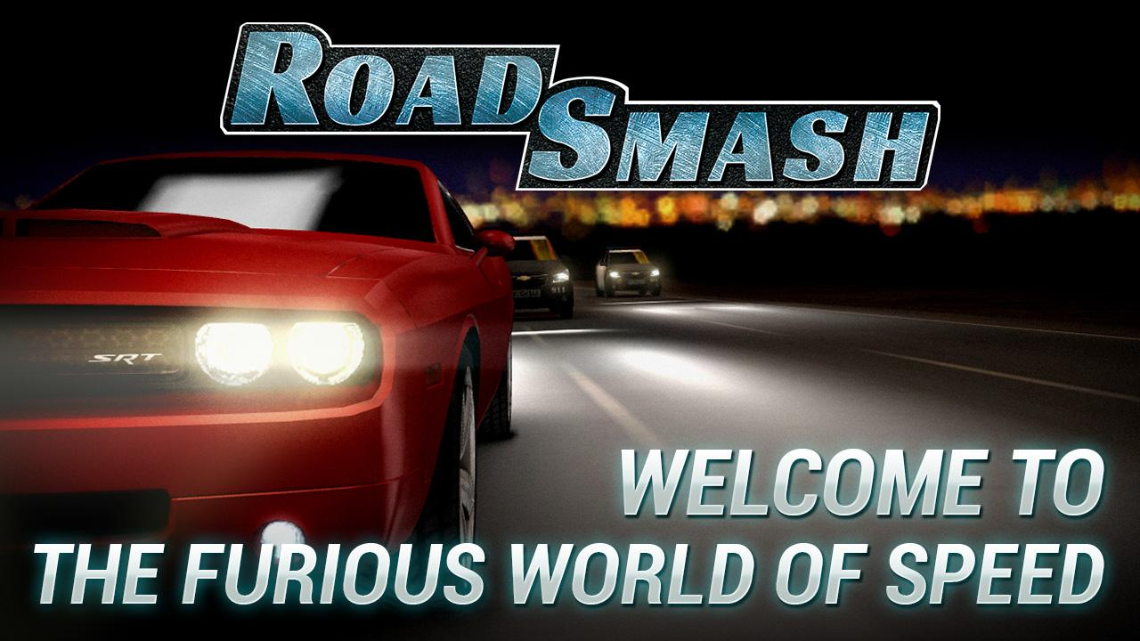 Road Smash: Los autos locos!