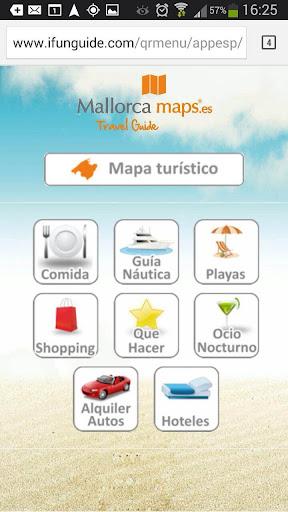 Mallorca Maps Guía Turística