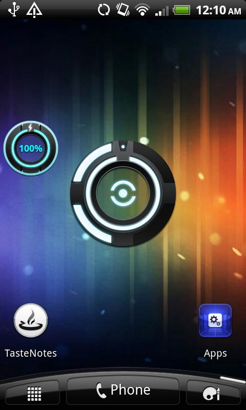 Brightness Level Disc- screenshot