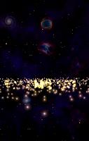 Screenshot of Cosmic Voyage Live wallpaper