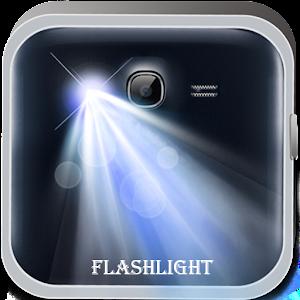 how to turn on flashlight on samsung s8