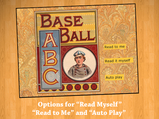 【免費書籍App】The ABCs of Baseball Storybook-APP點子