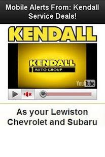 Kendall Chevy Subaru Lewiston- screenshot thumbnail
