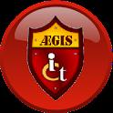 AEGIS Conf. App logo