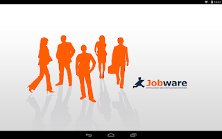 Screenshot of Jobsuche - die Jobware App